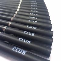 УФ-печать на ручках белым