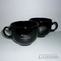 Гравированные чашки
