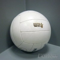 Гравировка на волейбольном мяче