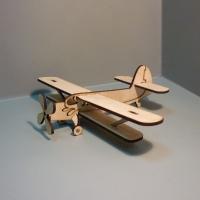 Сборная модель самолёта - 150 руб.
