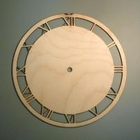 Циферблат для настенных часов - 85 руб.