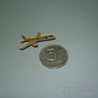 Самолёт-значок